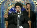 لن تطفؤا شمعة واحدة من شموع الحسين , السيد هادي المدرسي