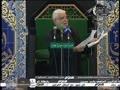 الرادود ابو بشير النجفي - تسقيط الزهراء ع 1436هـ - طهران