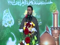 الميرزا محمد القلعاوي تتويج الإمام المهدي عج موال جابوا سيرتك