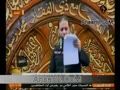 الحجة ابن الحسن ملا عمار الكناني ليلة 6 محرم 1437 هـ