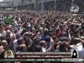 الرادودين كرار الكاظمي وقحطان البديري - يوم 25 رجب استشهاد الكاظم ع 1437هـ